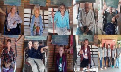 Organizan campaña navideña para asistir a abuelitos – Prensa 5
