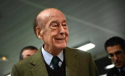 HOY / Fallece el expresidente francés Valéry Giscard d'Estaing