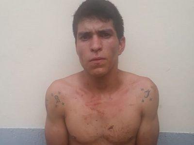 Policía detiene a dos jóvenes por homicidio de trabajador en Luque