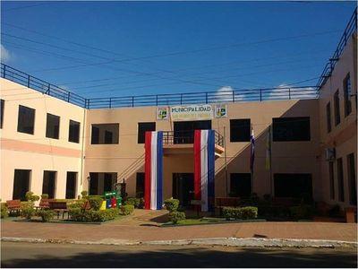 Allanan Municipalidad de San Pedro del Paraná por supuesta lesión de confianza