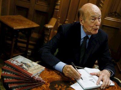 Fallece por Covid-19 ex presidente francés Valéry Giscard d'Estaing