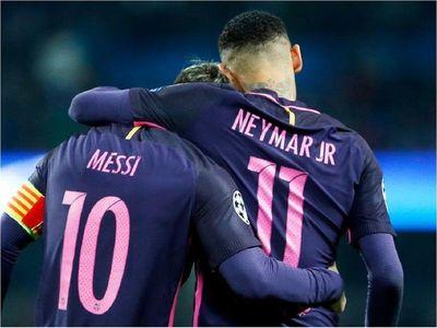 """Neymar: """"Lo que más quiero es volver a jugar con Messi"""""""