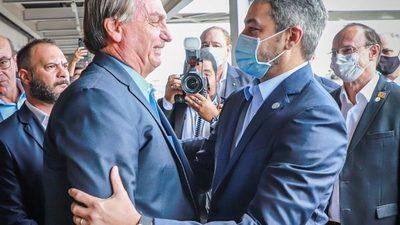 """Bolsonaro considera a Abdo su serviha"""