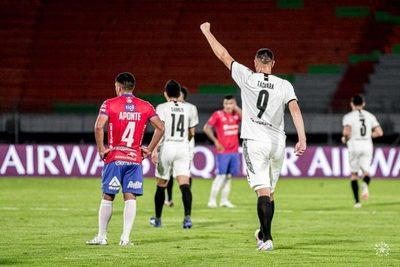 Libertad se verá con Palmeiras en los cuartos