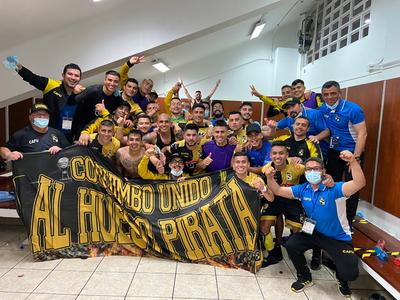 Coquimbo se hace fuerte en Perú y consigue la llave para los cuartos