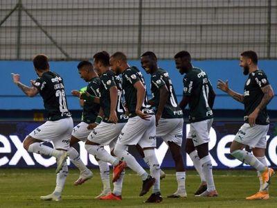 Palmeiras medirá al Guma