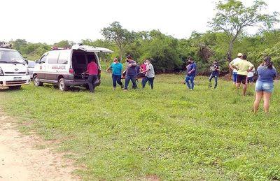 Criminales matan a puñaladas a joven trabajador tras un fallido robo en Luque