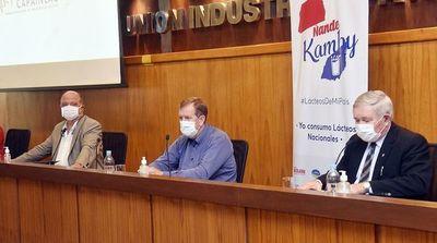 El sector lechero solicita al Estado freno al contrabando