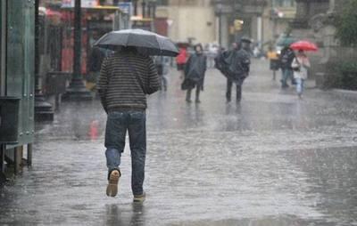 Precipitaciones con tormentas eléctricas continuarán este jueves