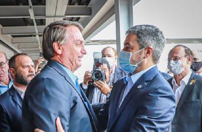 Bolsonaro considera inferior a Abdo, señalan