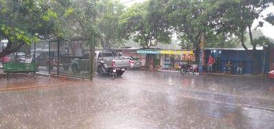Continuarán lluvias y tormentas durante el jueves