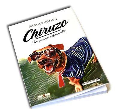 """Thomen dedica libro a su perro """"Chiruzo"""""""