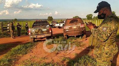 Policías del GEO fueron emboscados por abigeos en Capitán Bado, dice fiscal