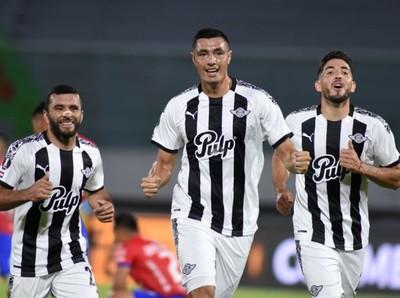 Libertad avanza a cuartos de la Libertadores