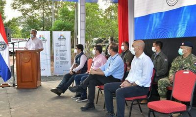 Más familias de Alto Paraná acceden a salud preventiva, con obras entregadas por Itaipú – Diario TNPRESS