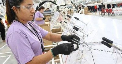 La Nación / Exportaciones de maquila sumaron más de US$ 73 millones en noviembre