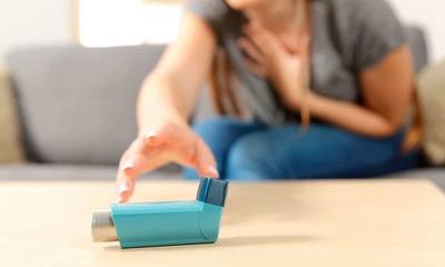 Según un estudio, el asma no parece estar relacionada con una peor evolución del COVID-19