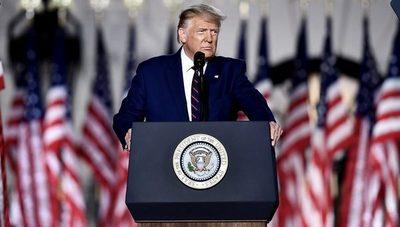 Trump piensa volver a presentarse para el 2024