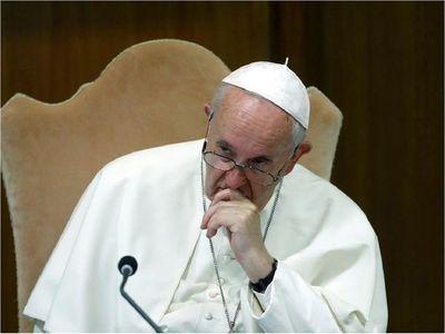 Papa aboga por la inclusión de los discapacitados en la sociedad