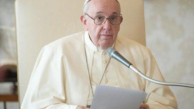 El Papa intercede por mayor inclusión en el Día Internacional de Personas con Discapacidad