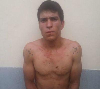 Detenido admite asesinato de joven: