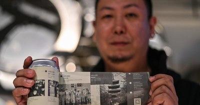 La Nación / Wuhan cuenta la epidemia en una lata de cerveza