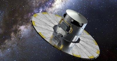 La Nación / Telescopio Gaia entrega mapa de más de 1.800 millones de estrellas