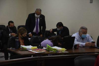 Caso audios: Fiscalía expondrá más de 15 tomos de pruebas en juicio