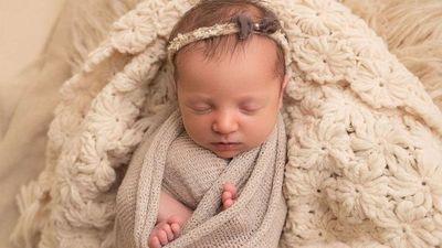 ¡Nuevo récord! Nació la bebé que estuvo 27 años congelada como embrión