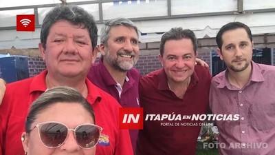 INTENSAS  REUNIONES EN LA ANR PARA DEFINIR CANDIDATURAS A LAS MUNICIPALES