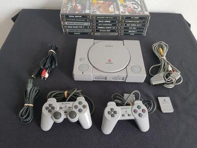 Hace 26 años se lanzaba en Japón la afamada PlayStation