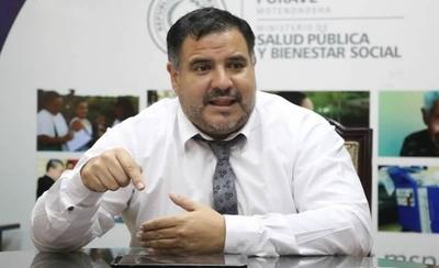"""Morínigo resalta la """"inutilidad administrativa"""" de Salud ante falta de medicamentos en plena pandemia"""