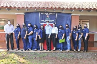 Maratónica jornada de inauguraciones del Gobernador Ronald Acevedo