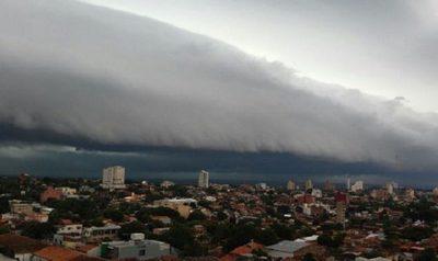 Emiten nueva alerta meteorológica para 10 departamentos
