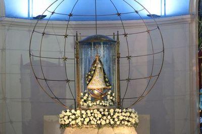 Virgen de Caacupé: automisa el 8 de diciembre en la Costanera de Asunción