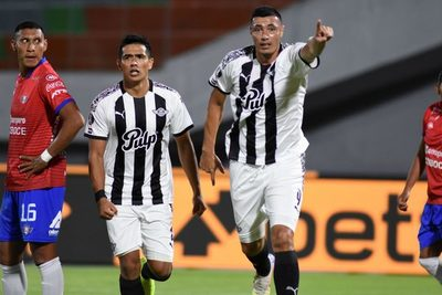 Libertad se instaló en cuartos de final de la Libertadores ocho años después