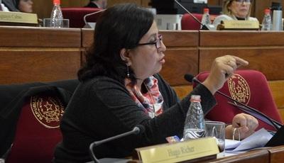 """Senadores de FG denuncian """"fallas y errores"""" en el sistema de compras de insumos del Ministerio de Salud"""""""