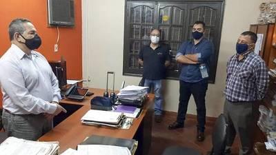 Destituyen al director del Indert de Caaguazú por presuntas irregularidades