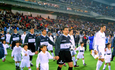 HOY / A 18 años de la final disputada por Real Madrid y Olimpia