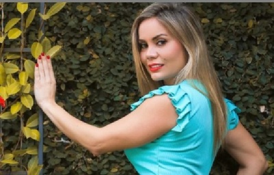 Dahiana Bresanovich visitó al cónsul paraguayo en Miami