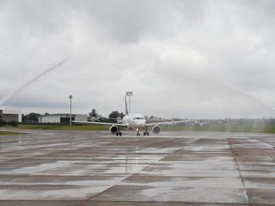 Avianca reanudó su ruta Bogotá-Asunción este jueves