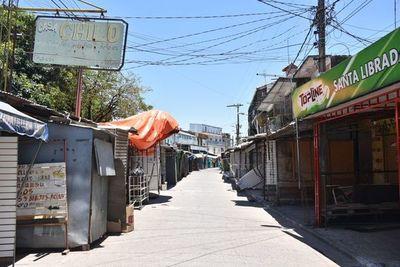 """Comerciantes de Nanawa afirman que gobierno les sigue dejando en """"vistazo"""" y ya no saben qué hacer"""