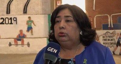 """La Nación / Martínez dijo que acudirá a su interpelación en Diputados: """"Estoy un poco sacudida"""""""