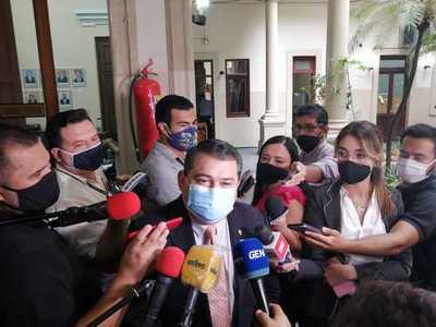 Intendentes de frontera se reunieron con autoridades del Ejecutivo