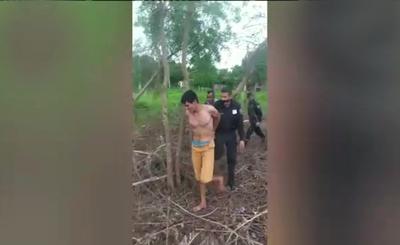 Imputan por 'Homicidio Doloso' a sospechosos del crimen en Luque