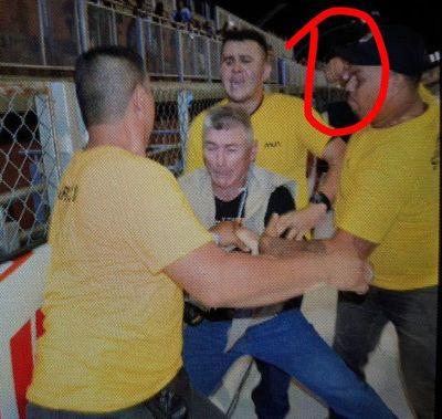 Mañana se inicia juicio oral y público a guardias agresores de periodista