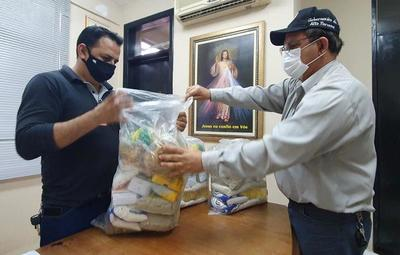 Gobernación inicia otro proceso de entrega de alimentos