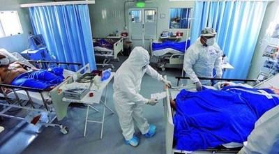 Nivel de ocupación de camas de terapia ronda el 95%: el sistema de salud en riesgo