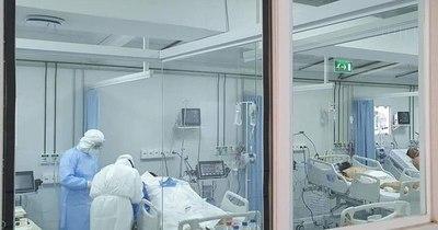 La Nación / Ocupación de camas de terapia intensiva llegó al 100%