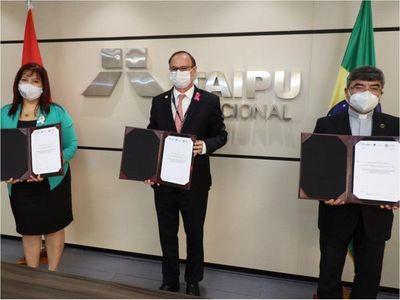 Universidades presentan a Itaipú 107 proyectos técnico-científicos
